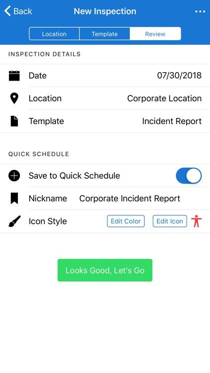 Mobile Inspection screenshot-4