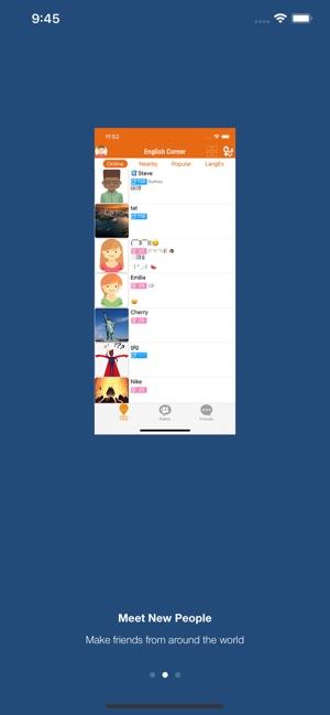 English Corner on the App Store