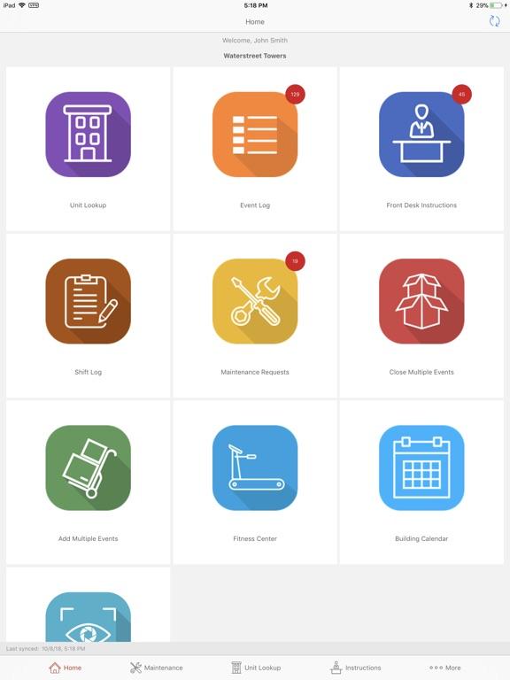 GEO Staff App by BuildingLink by BuildingLink.com (iOS, United ... Screenshots