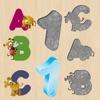 幼児や子供のためのアルファベットのパズルパズルゲーム - iPhoneアプリ