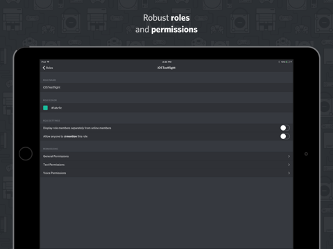 Discord screenshot 4
