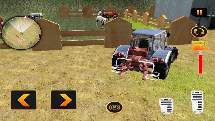 Real Farming Tractor Sim screenshot-3