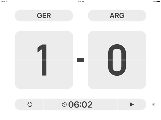 Table Score screenshot 5