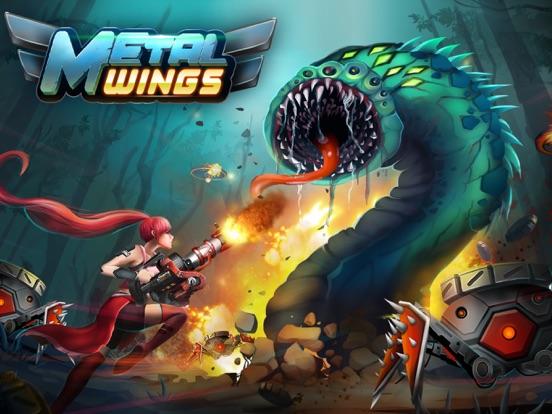 Metal Wings: Elite Force screenshot 10