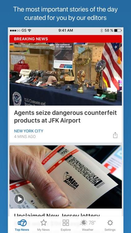 WABC Eyewitness News screenshot-0