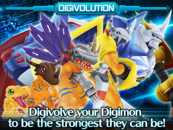 DigimonLinks screenshot 9