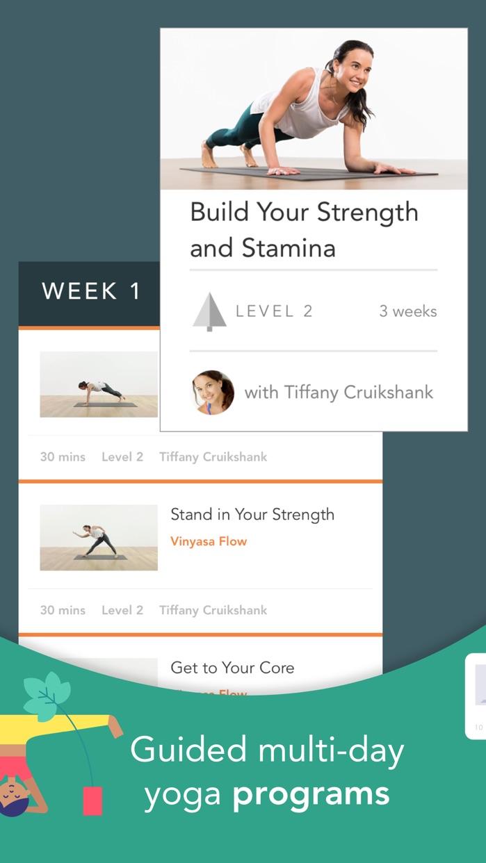 YogaGlo - Yoga and Meditation Screenshot