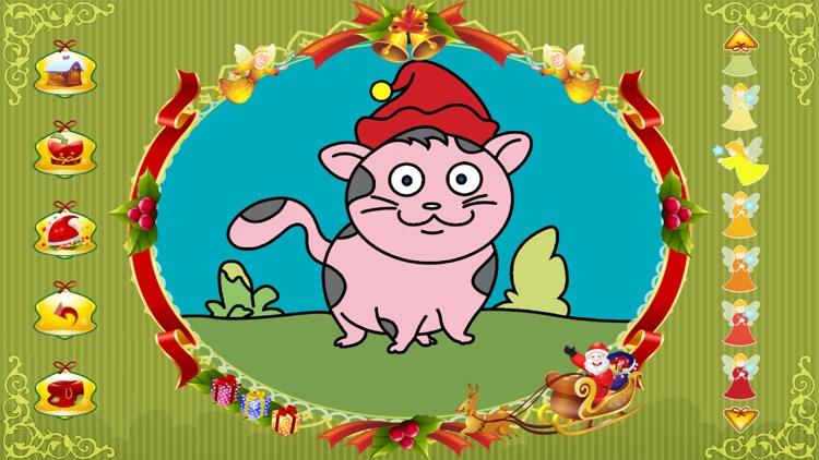 Kidoko Christmas Paint screenshot-4