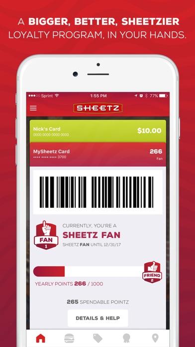 Sheetz® for Windows