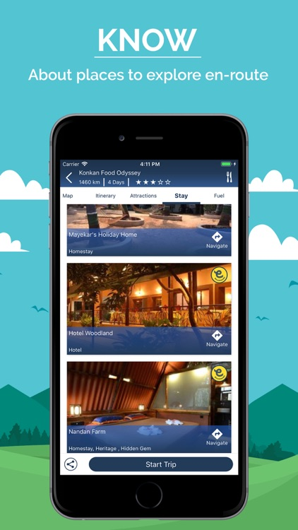 EasyRoads - Road Trip Planner screenshot-5