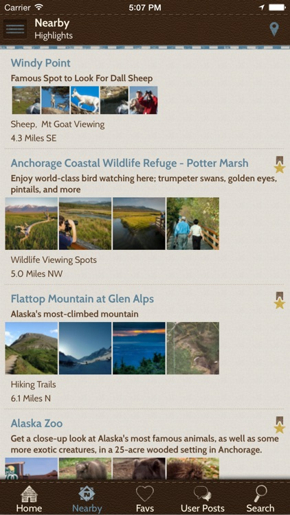The Alaska App screenshot-2