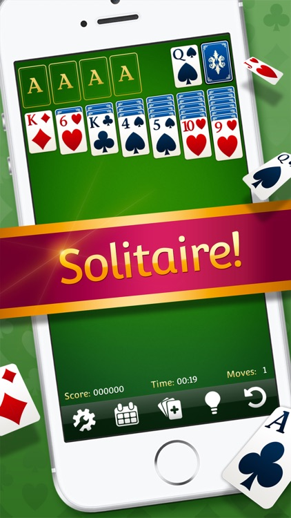 Solitaire – Classic Card Game. screenshot-0