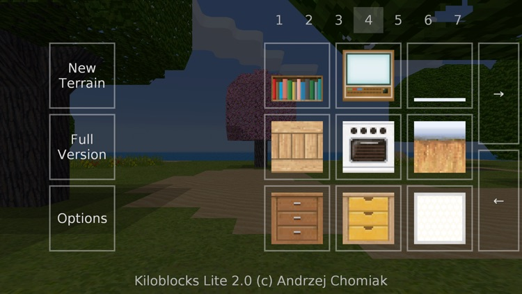 Kiloblocks Lite screenshot-4