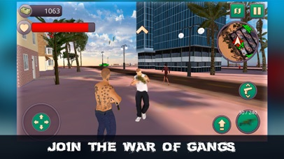 Foto do Gang City Wars - Cars Chase