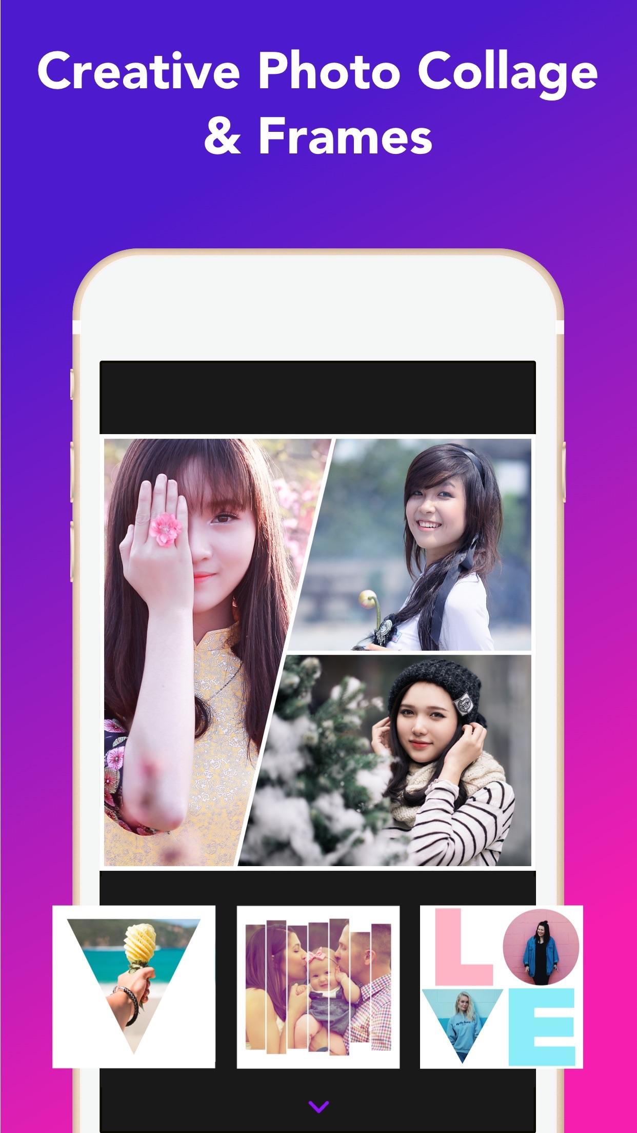 PICFY - Square photo & video Screenshot