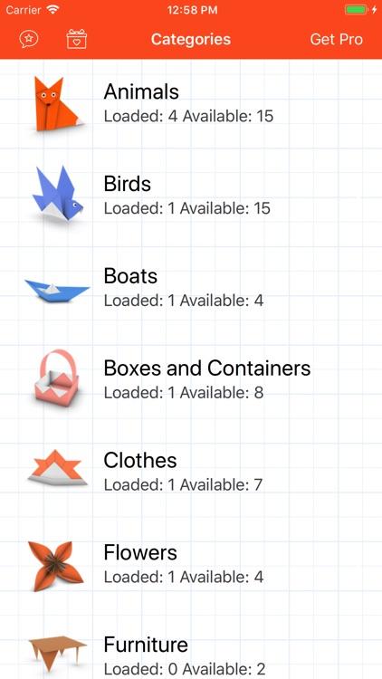 How to Make Origami screenshot-4