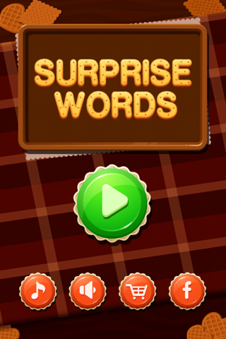 Surprise Words - náhled