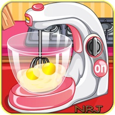 Activities of Cooking games - Cake Maker in the kitchen
