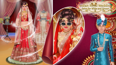 Indian Wedding Royal Salon screenshot one