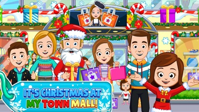 My Town : Shopping Mall screenshot 1