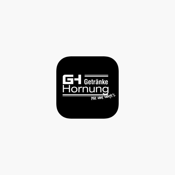 Shop Getränke Hornung on the App Store