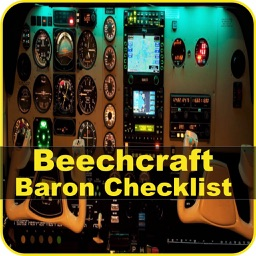 Beech Baron Flight Checklist