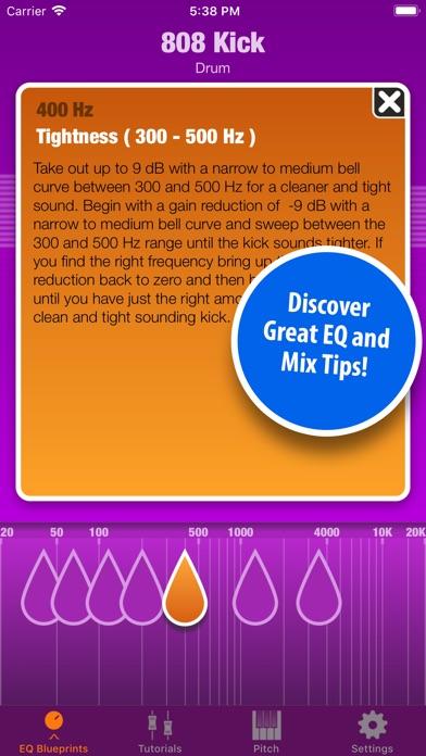 Mix Buddy review screenshots