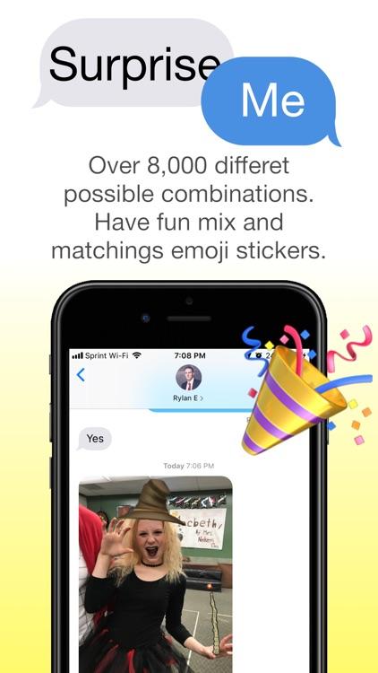 Emoji Me Animated Faces Maker screenshot-8