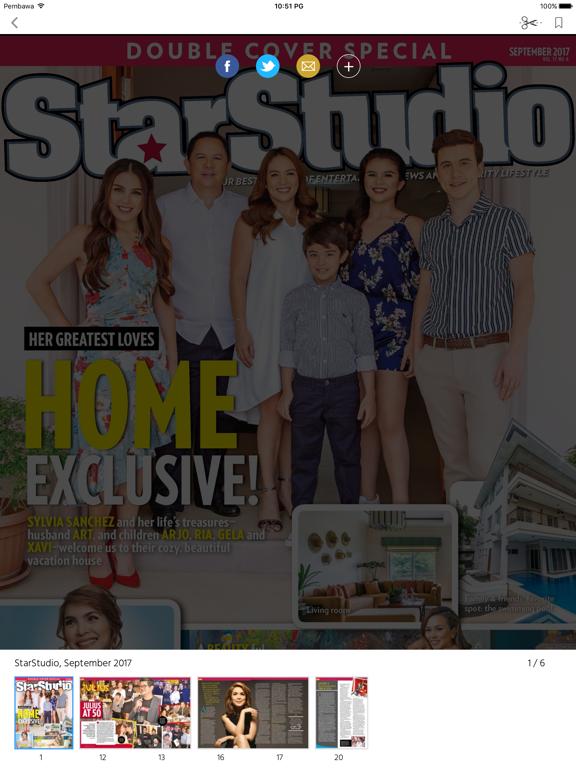 StarStudio (Magazine) screenshot 6