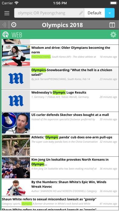 x.news Screenshot