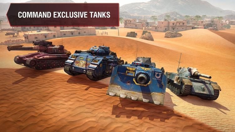 World of Tanks Blitz screenshot-4