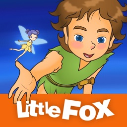 Peter Pan - Little Fox Storybook