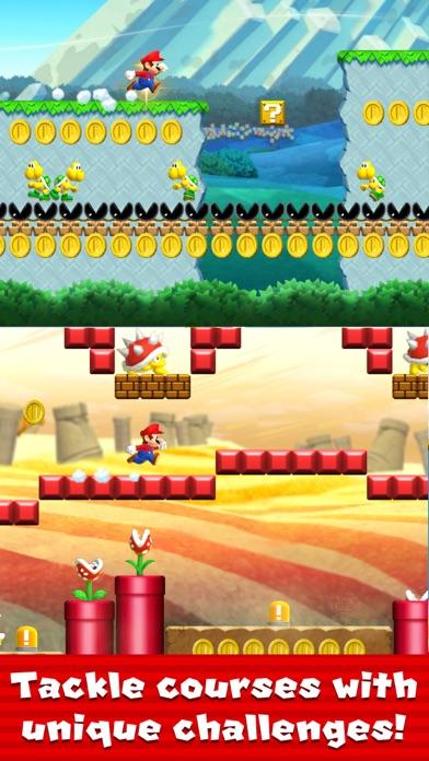 Super Mario Run Screenshots