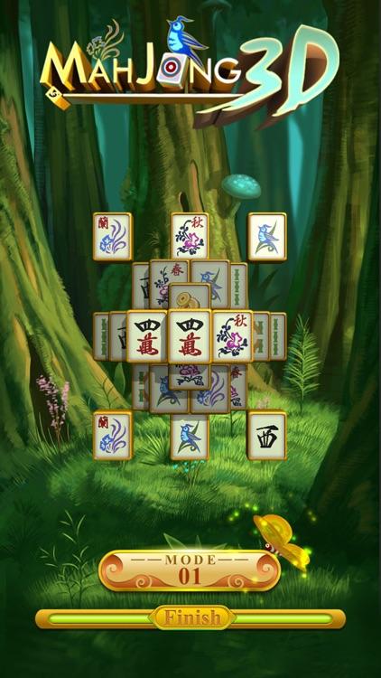 Mahjong 3D Match-Quest Journey screenshot-4