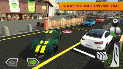 Screenshot from Shopping Mall Car Driving