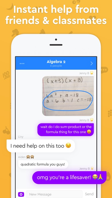 Socratic Math & Homework Help app image