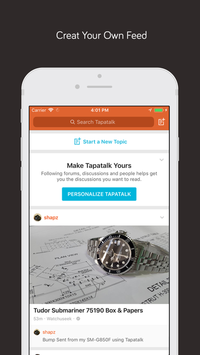 download Tapatalk Pro apps 3