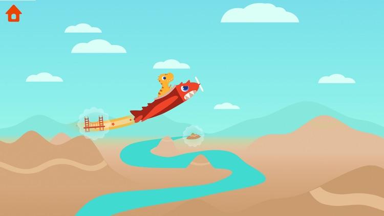Dinosaur Plane - Game for kids screenshot-7