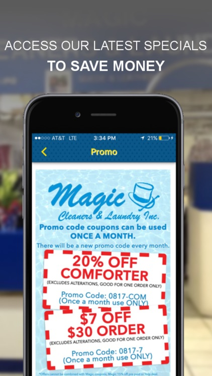 Magic Dry Cleaners and Laundry