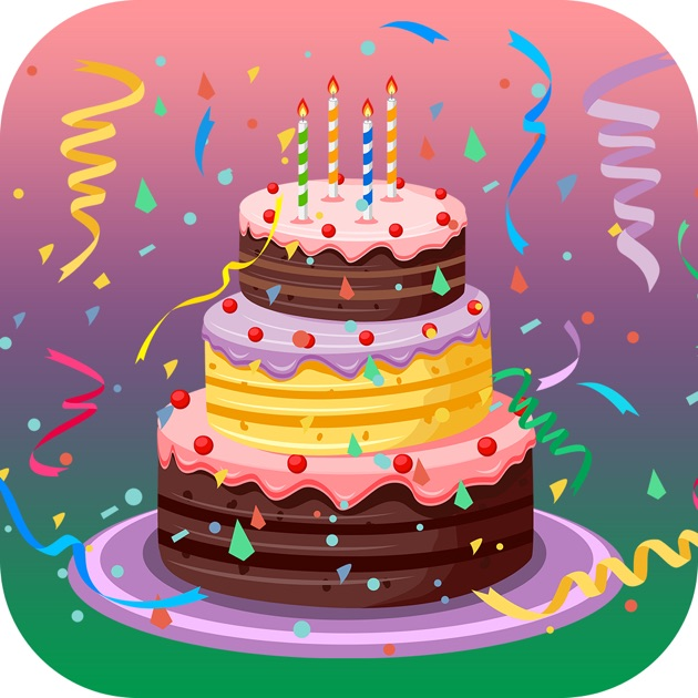 Cake with Name and Photo - Birthday Cake Maker on the App ...