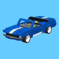 Codes for Blue Mustang for LEGO 31070 Hack
