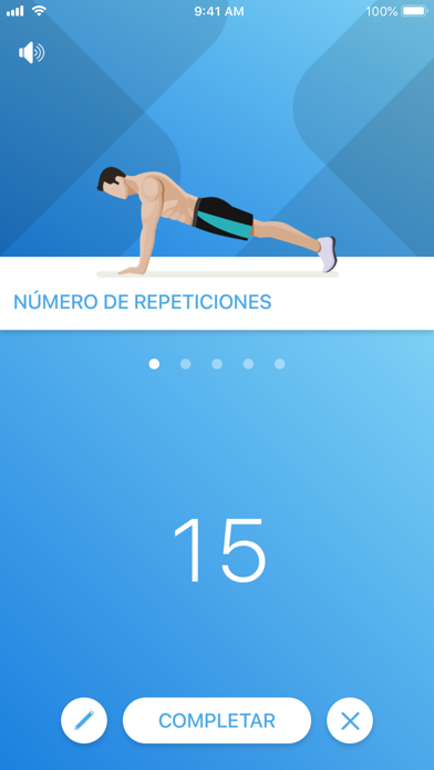 Screenshot for Just 6 Weeks PRO in Dominican Republic App Store