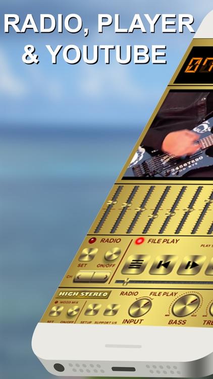HighStereo - MP3 Music Player screenshot-0