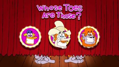 誰的腳趾是那些?屏幕截圖5