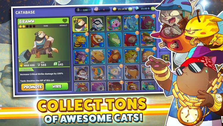Tap Cats: Idle Warfare screenshot-3