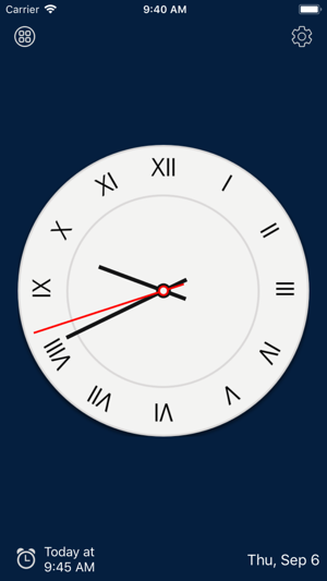 Clock Face - Analog clocks on the App Store