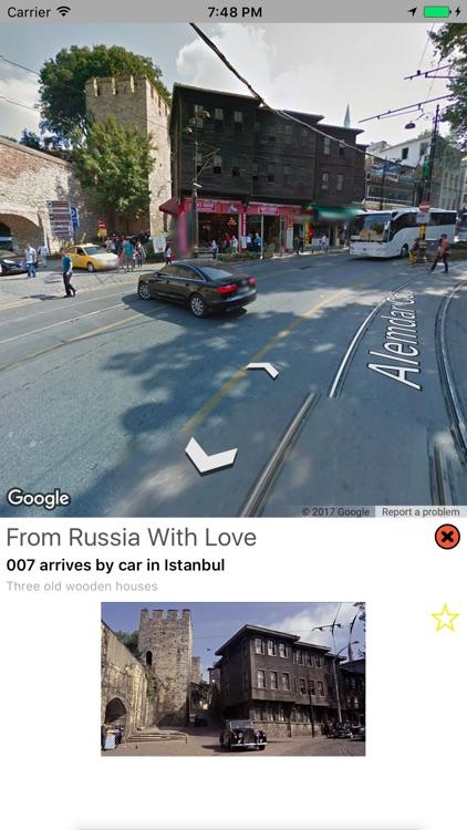 Travel with Bond HD screenshot-4