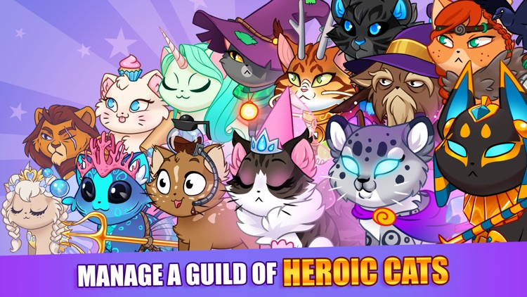Castle Cats: Epic Story Quests screenshot-0