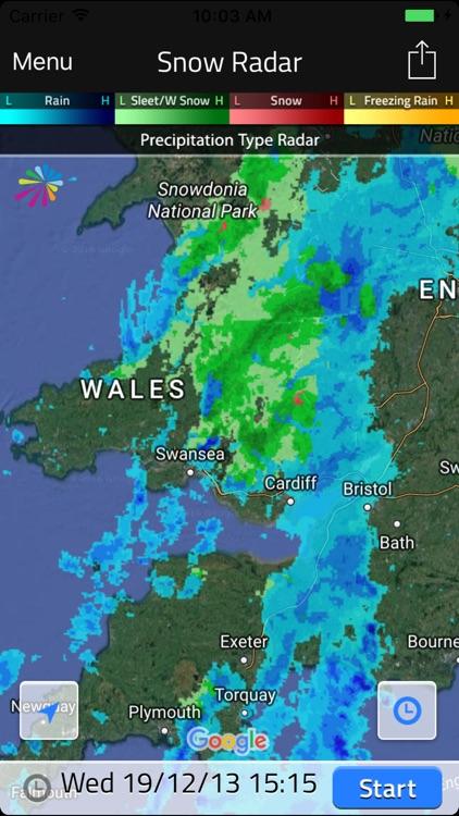 UK Snow Radar screenshot-3
