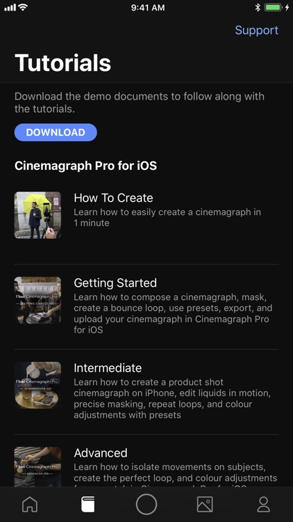 Cinemagraph Pro screenshot-9